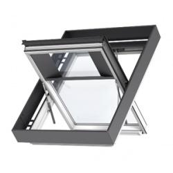 KFD 0000 – wind deflector (for compliance to aerodynamic smoke ventilation requirements), for GGL/GGU windows