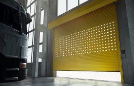 Industrial gates – Roller shutters