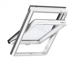 GLU S10J03 – (GLU 0061B + EDJ + BDX F in the package) – bottom opening, triple glazed, Uw = 1,1