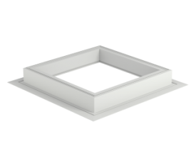 ZCE 0015 – 150 cm extension kerb for flat roof windows