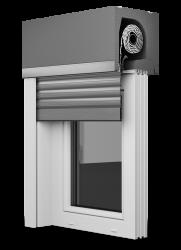 Roller shutter top-mounted SKB Styroterm