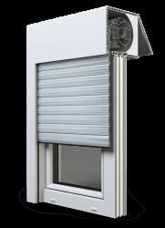 Roller shutter top-mounted EXAKT