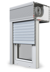 Roller shutter top-mounted CleverBox