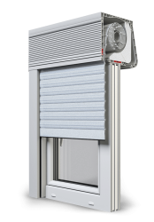 Roller shutter top-mounted CleverBox Soft