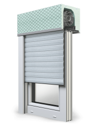 Roller shutter top-mounted Roka-Top 2