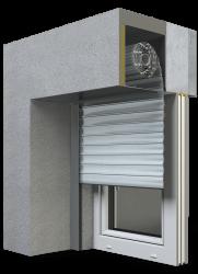 Roller shutter Concealed SP-E