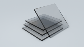 Safety pane for single-chamber (double-glazed) windows