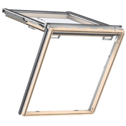GTL 3070 – wooden, attic window and an exit to the roof at once, energy-saving pane, toughened and laminated glass P2A, Uw = 1,3