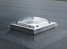 TCF – sun tunnel, for flat roof, flexible