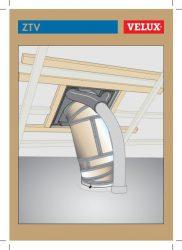 ZTV – ventilation element for sun tunnel