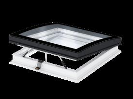 CVP 0573U – window for flat roof, electrical open, with rain sensor