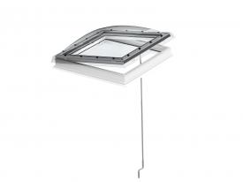 CVP 0073U – window for flat roof, manual open