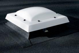 ISD 0110A – matt polycarbonate dome