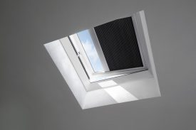 MSG 6090 – solar awning for flat roof window