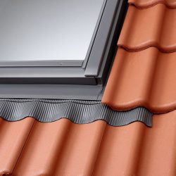 EW 6000 – single window replacement flashing, with additional insulation of the frame
