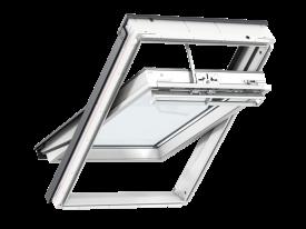 GGU 006830 – wooden-polyurethane, top opening, VELUX INTEGRA® solar control, triple glazed, super energy-saving pane, toughened and laminated glass P2A, Uw = 1,1