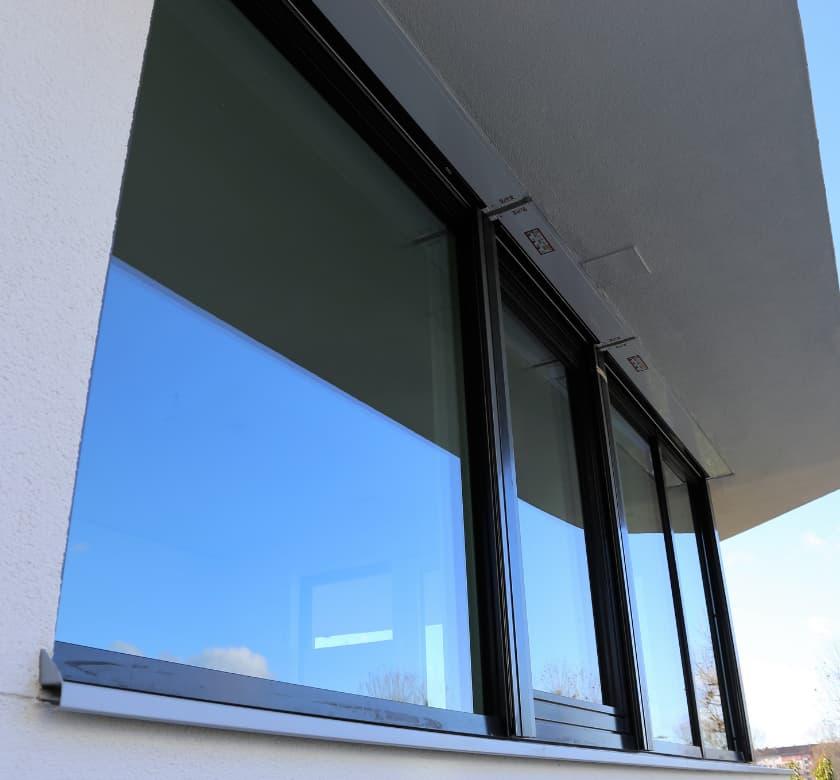High quality uPVC windows