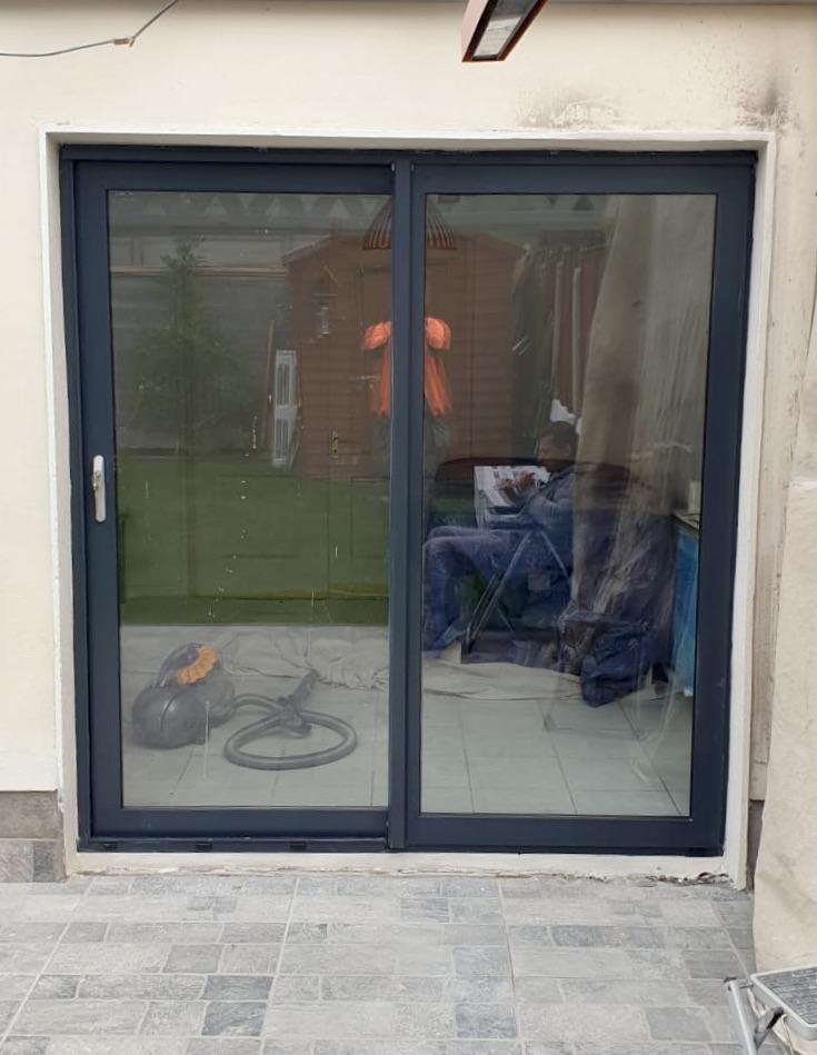 Aluminium patio doors. Aluprof MB Slide