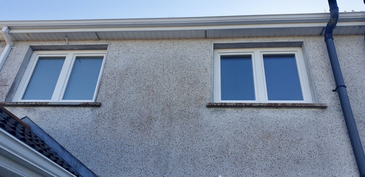 uPVC windows and doors IDEAL 5000 realization