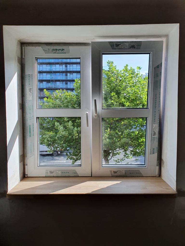 uPVC windowsSALAMANDER